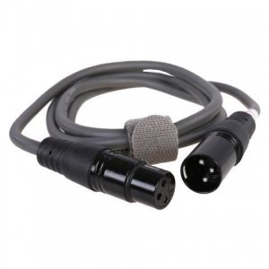 Benel XLR Kabel 3-Pins XLR Male naar Female 1