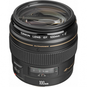 Canon EF 100mm F2 USM Outlet