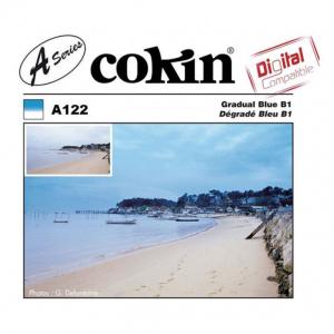Cokin Filter A122 Gradual Blue B1