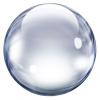 Crystal Lensball 80mm