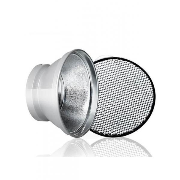 Elinchrom Grid Reflector 18 cm 70° + grid 30°
