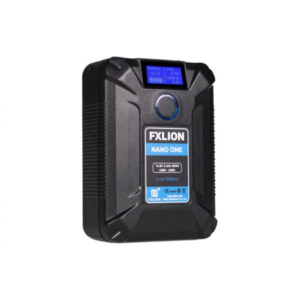 FXLion Nano One 14.8V/50WH V-lock