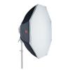 Falcon Eyes Lamphouder + Octabox LHD-B928FS