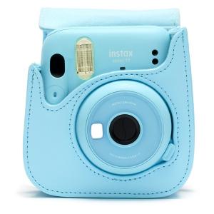 Fuji Instax mini 11 case sky blue