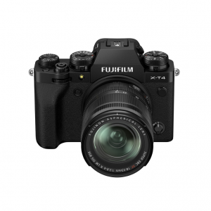 Fujifilm X-T4 Black + XF18-55mm F2.8-4.0 R LM OIS Kit