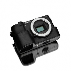 Gariz Halfcase XS-CHA6500BK A6500 Black