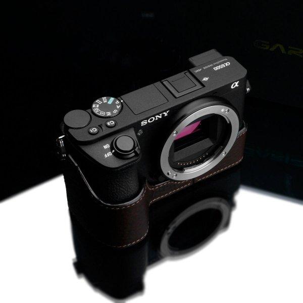 Gariz Halfcase XS-CHA6500BR A6500 Brown