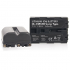 Hahnel HL-XM500 accu voor Sony NP-FM500