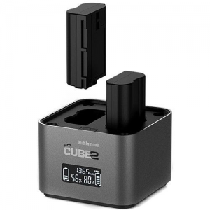 Hahnel ProCube2 DSLR Charger for Nikon