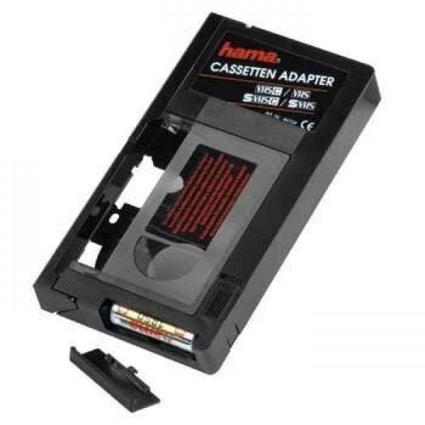 Hama Cassette Adapter Vhs/c-vhs