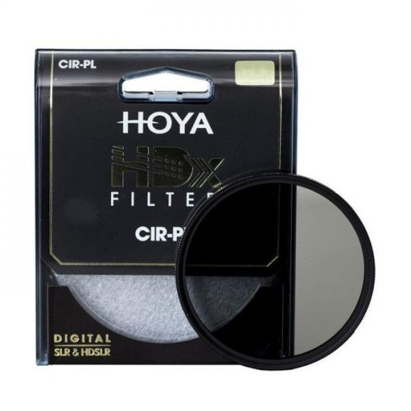 Hoya 62mm HDX Circulair Polarisatie