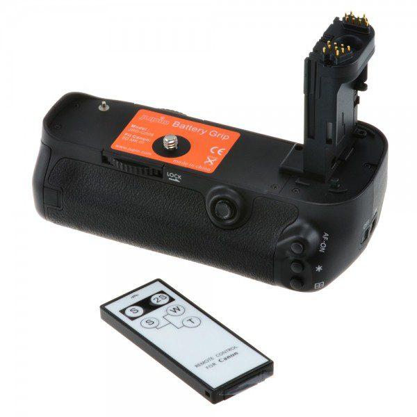 Jupio Batterygrip for Canon EOS 5D MKIII/ 5Ds/ 5Ds R (BG-E11)