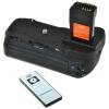 Jupio Batterygrip for Canon EOS 750D/760D/X8i/T6s/T6i (BG-E18)