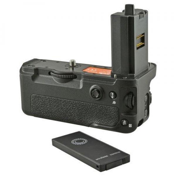 Jupio Batterygrip for Sony A9 II/ A7R IV (VG-C4EM)