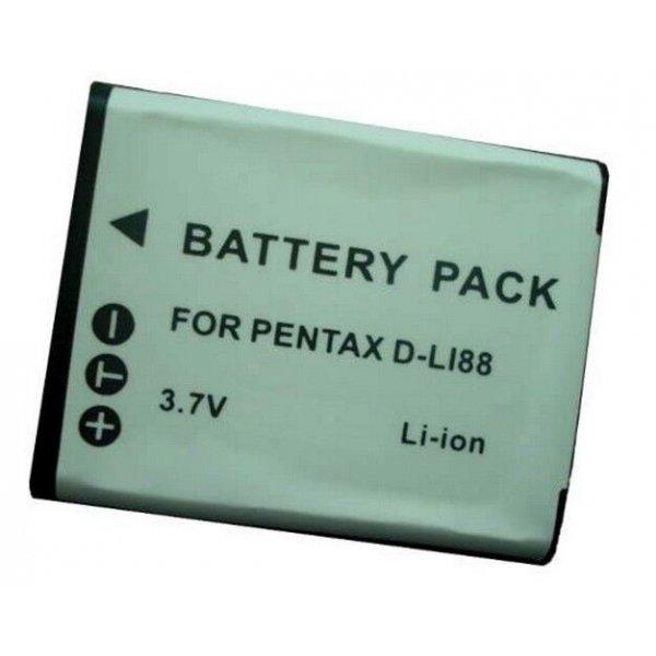 Jupio D-Li88 for Pentax/ DB-L80 for Sanyo/ VW-VBX070 for Panasonic 650 mAh