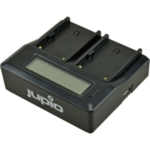 Jupio Dedicated Duo Charger for Sony BP-U series