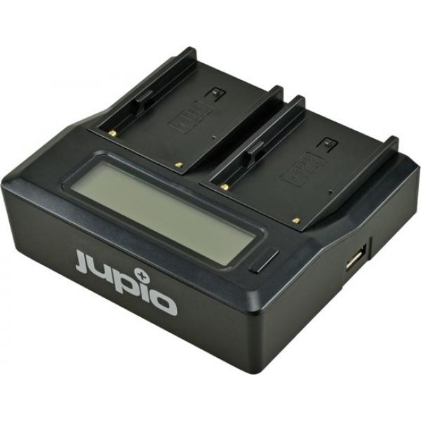 Jupio Dedicated Duo Charger for Sony BP-U series