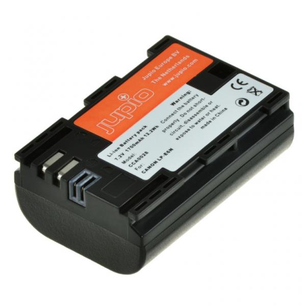 Jupio LP-E6N 1700 mAh