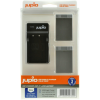 Jupio Value Pack: 2x Battery PS-BLS5 / PS-BLS50 1210mAh + USB Single Charger