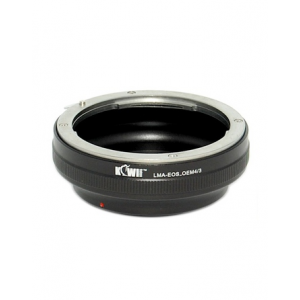 Kiwi Photo Lens Mount Adapter (EOS-M4/3)