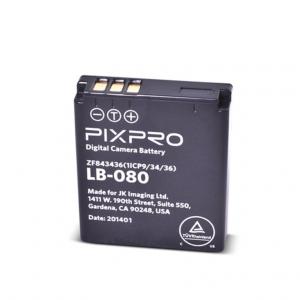 Kodak LB-080 accu voor SP360 / SP3604k