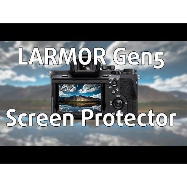 Larmor 5thGen Can1Dx/1DXII Screen+Shade