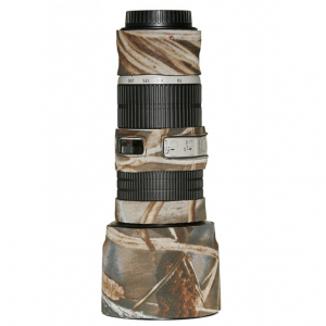 Lenscoat Canon 70-200 IS F/4 Realtree Advantage Max 4