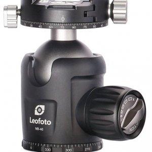 Leofoto Ballhead NB-46 + Release Plate NP-60