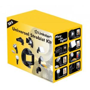 Linkstar Camera Flitser Strobist Set SLK-8