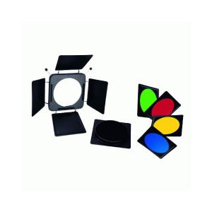 Linkstar Kleppenset LFA-BD + 4 Kleurenfilters + Honingraat