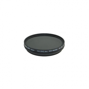 Marumi Grijs Variabel Filter DHG ND2-ND400 62mm