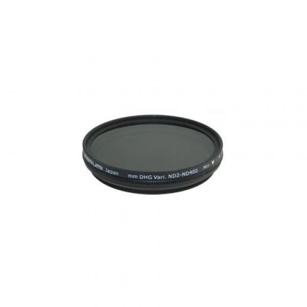 Marumi Grijs Variabel Filter DHG ND2-ND400 62mm