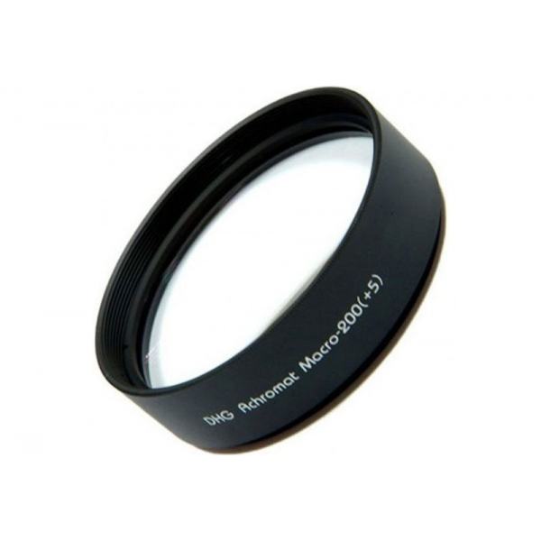 Marumi Macro Achro 200 + 5 Filter DHG 49mm