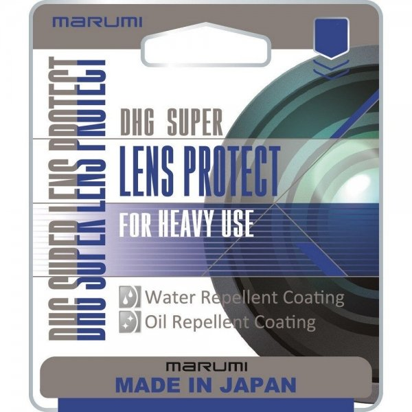 Marumi Protect Filter Super DHG 62mm