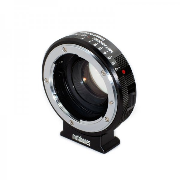 Metabones nikon g/f micro 4/3 speed booster