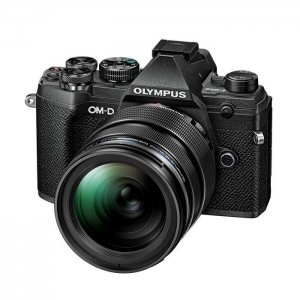 Olympus OMD E-M5 Mark III Black + EZ-M12-45 PRO Black