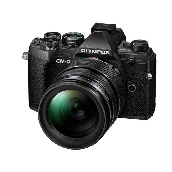 Olympus OMD EM5 Mark III 1240 Kit blk/blk