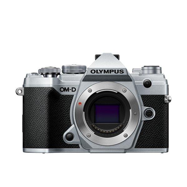 Olympus OMD EM5 Mark III 1240 Kit slv/blk
