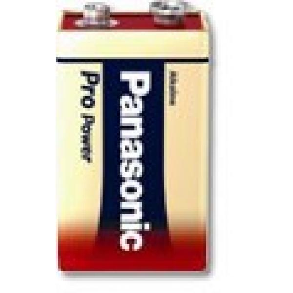 Panasonic 9V. 6LR61 1604 blister