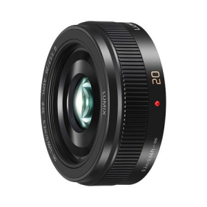 Panasonic H-H020AE-K 20 mm/f1.7 II Black