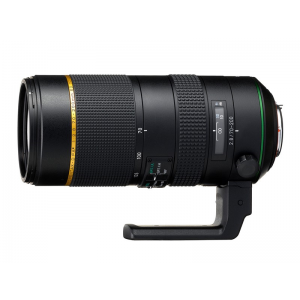 Pentax HD FA 70-200 mm/F2.8 Full Frame Zwart