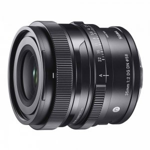 SIGMA 35 mm F2 DG DN | Contemporary Sony E-mount