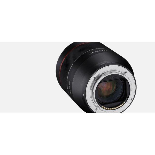 Samyang 50 mm F1.4 AF Sony FE