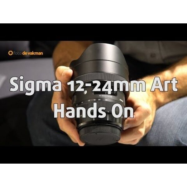 Sigma 12-24 mm F4 DG HSM Art Nikon
