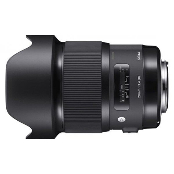 Sigma 20 mm F1.4 DG HSM Art Nikon