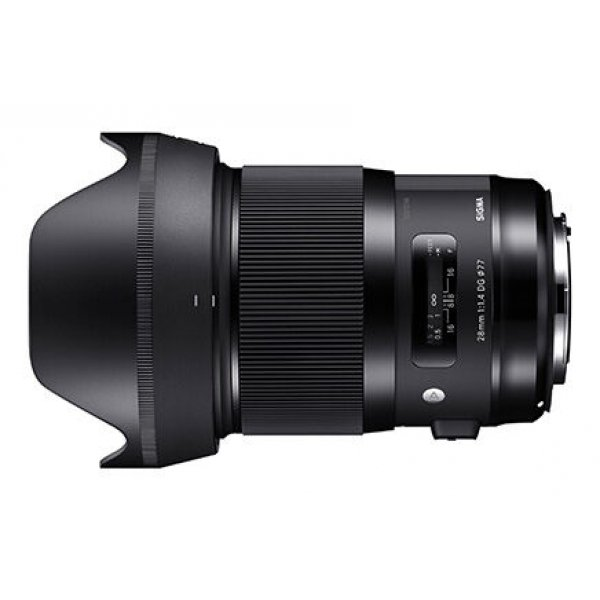 Sigma 28 mm F1.4 DG HSM Art Nikon