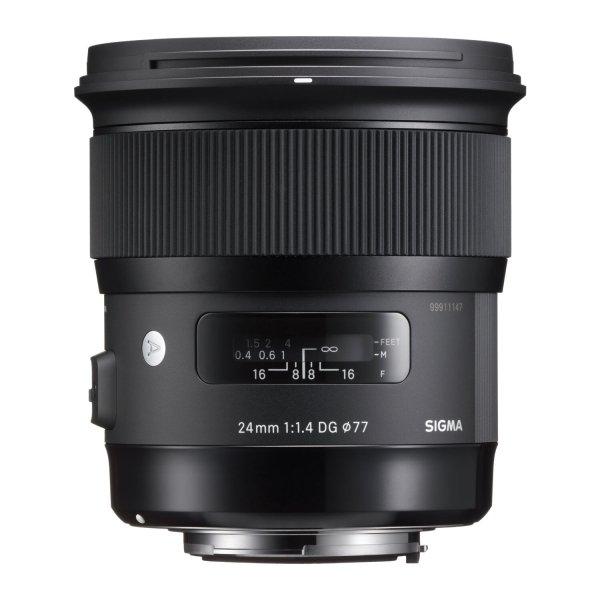 """Sigma 35 mm F1.4 DG HSM """"A"""" L-MOUNT AF"""