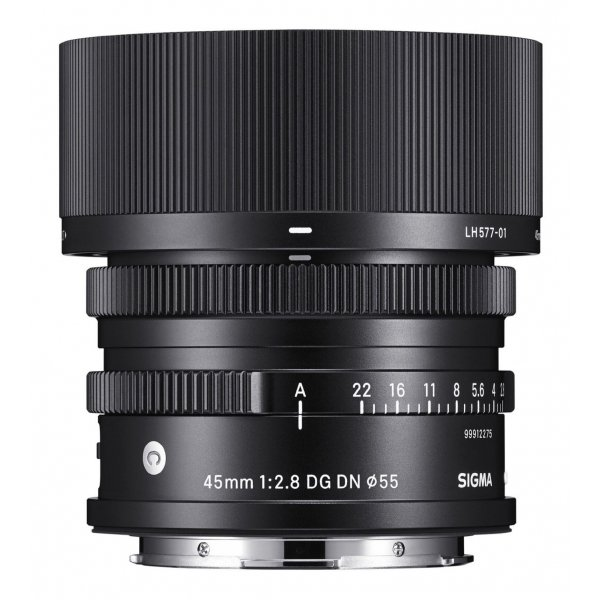 Sigma 45 mm F2.8 DG DN (C) L-Mount