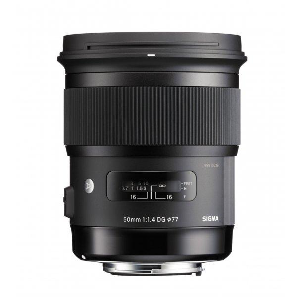 Sigma 50mm F1.4 DG HSM (A) Sony