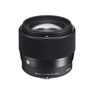 Sigma 56 mm F1.4 DC DN Contemporary Sony E-mount